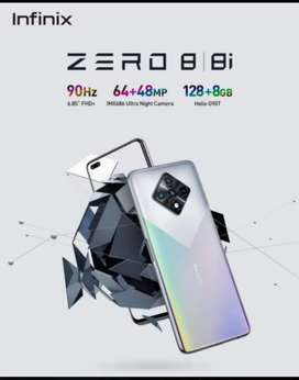 BUMPER DEAL ZERO 8i 8GB/128GB BOX PACK OFFICIAL WARRANTY PTA APPROVED