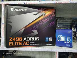 core i5 10600k package