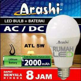Emergency lampu Arashi 5W