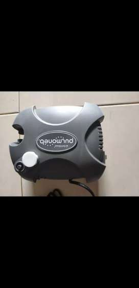 Nebulizer compressor merk pulmoneb devillbis