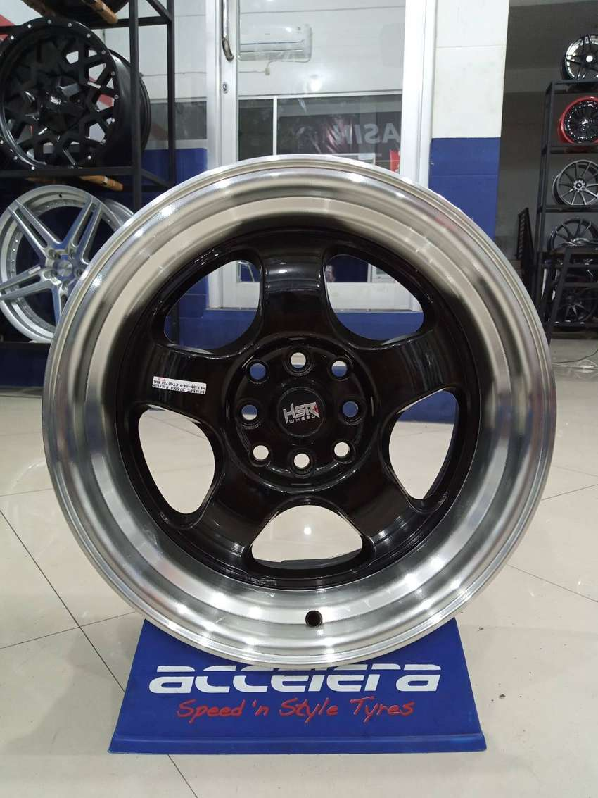 Veleg mobil racing Ayla R16 HSR Brisket Ring 16 Lebar 7/8,5 Brio Swift