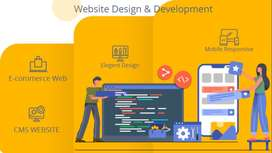 we provide best web and apps development services