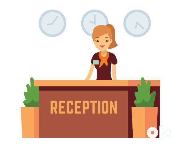 Receptionist required in Mohali 0
