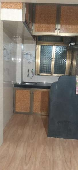 1 bhk flat for sell near manpada thane w. Only 20 lac