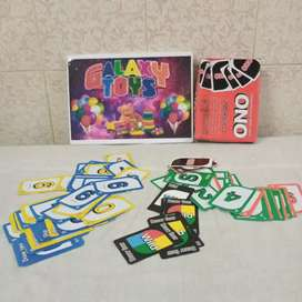 ONO FAMILY CARD GAME