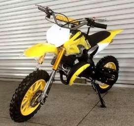 *Kids(5 to 15 yrs)50cc 2 stroke dirt bikes* *