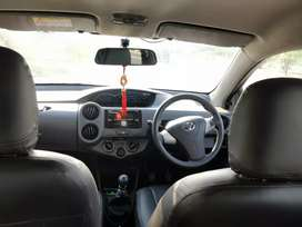 Etios mint condition less use urgent sell