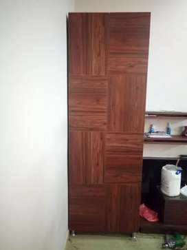 Wooden all home kichen  capbord door and p v c glass  and home work
