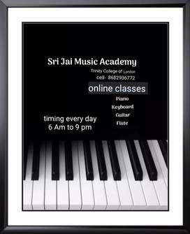 Keyboard piano classes