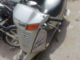Honda active