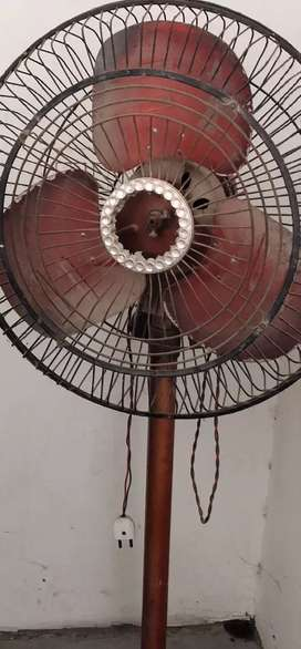 Table fan working condition