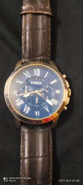 Original Fossial Watch for men
