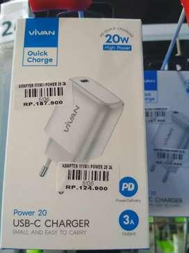 Adapter Vivan Power 20 3A