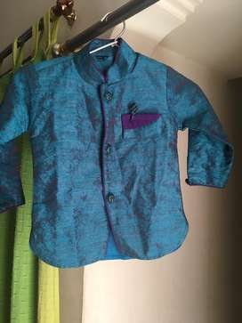 Boys 2 year old sherwani top