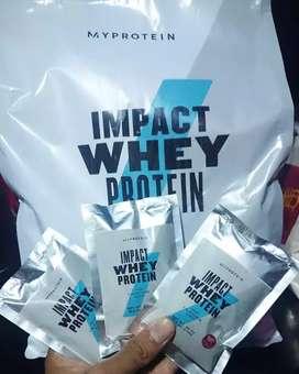 Whey Protein my protein impact sachet 1x serving