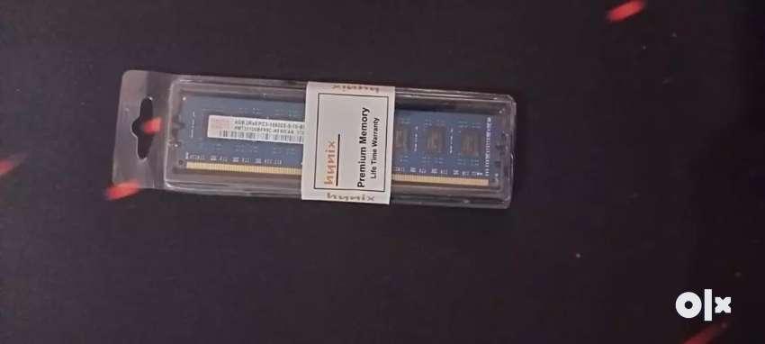 Hynix DDR3 4gb PC , Desktop ram 0