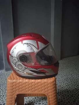 Helm full fes ori Yamaha