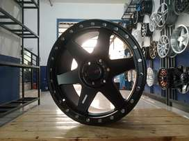Velg kayong HSR R20X9 H6X139,7 for pajero fortuner dll