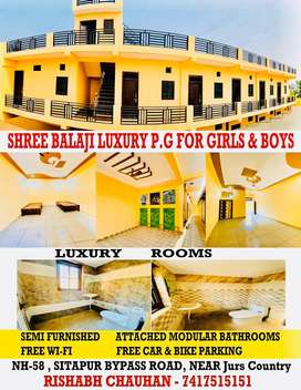 Luxury P.G / HOSTEL FOR RENT