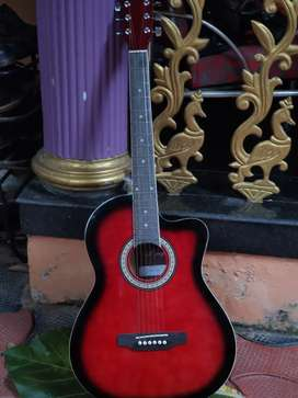 New accoustic guitar for sale