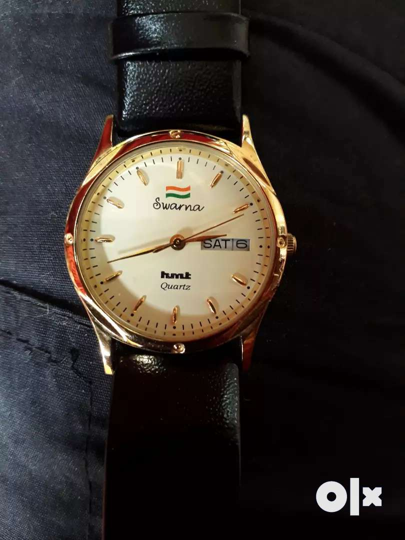 HMT Gold plated Original watch(not used 1-2months ) good as new cond