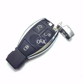 3 Button Remote Car Key Shell for Mercedes After 2000 Free delivery