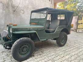 Willy jeep 1985 model