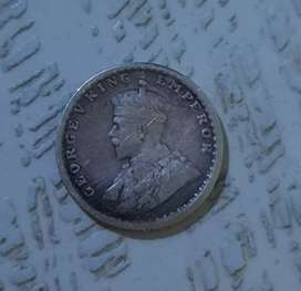 Old Coin 110 years