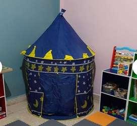 Tenda Castle - Kado Mainan Kastil Tenda Anak Model Castle
