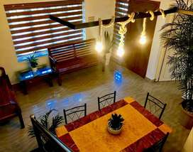 A MAGNIFICIENT 3BED ROOM 1650SQ FT 3CENTS HOUSE IN KALATHODE,THRISSUR