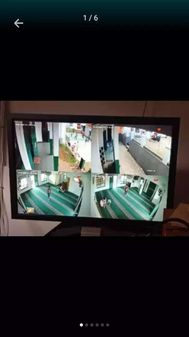 Pasang paket kamera cctv 2mp 0