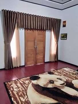 246 gaya karya mempesona gorden tirai gordyn wallpaper murah elegan