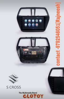 """""""CloToy""""   All Car Android Music Stereo   MTK Proccessor 1GB+16GB"""