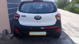 FOR SALE COMMERCIAL HYUNDAI CAR IN GOOD CONDITION WITH GPS INBUILD