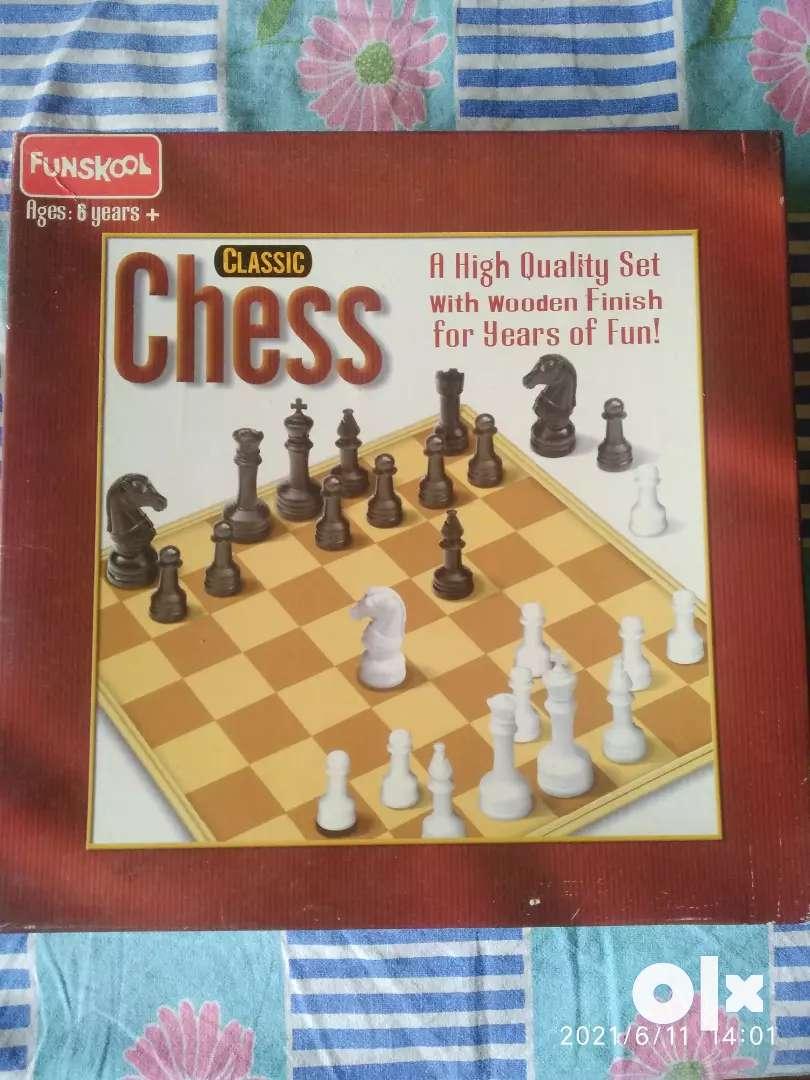 Funskool Chess board