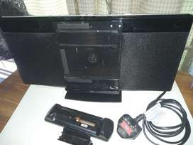 Panasonic Stereo System with Remote:CD/Aux/USB/i Pod/Radio all Working