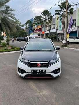 Honda jazz rs 2017