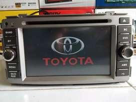 Dobledin for Toyota AVANZA VELOS Plug and Play tanpa potong kabel ori
