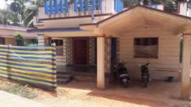 Newly build house with 10 cents, for sale in KADABA , near to highway.