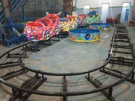 mini coaster naik turun odong odong dobel jok kereta mini promo