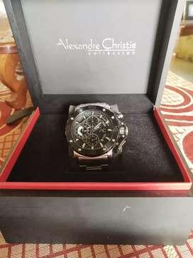 Jam tangan alexander chirstie