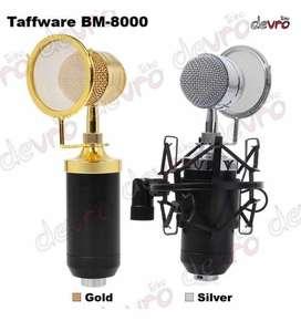 AB microphone kondensor BM 8000