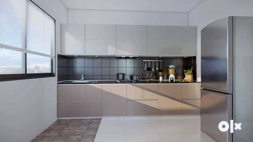 #47.71 Lac(All inclusive) 2 Bhk Flat,in Tathawade, ,New Launch project 0