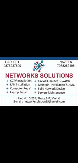 Networks Solutions