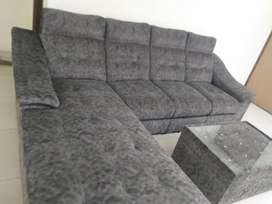 want to sell a1year old sofa set in warranty till next 6 years