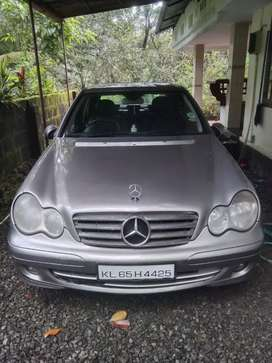 Mercedes-Benz C Class 2006 Diesel Well Maintained