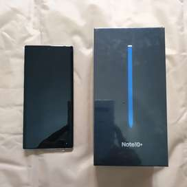 Samsung galaxy note 10 plus bonus harman kardon aura studio 2