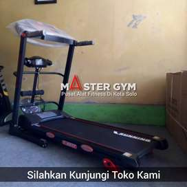 TREADMILL ELEKTRIK - Kunjungi Toko Kami - Master Gym Store !! MG#9995