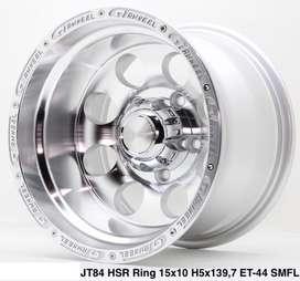 DUFFY JT84 HSR R15X8 H6X139,7 ET-10 SMFL