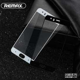 (BAYAR DI TEMPAT) mantap Remax 3D Full Cover Tempered Glass for Xiaomi